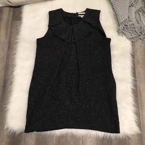Banana Republic Italian Yarn Ruffle Pocket Dress